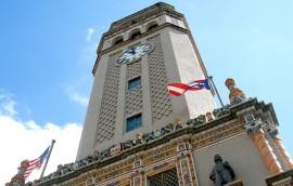 La torre de la UPR Río Piedras. (Archivo)