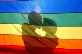 Bandera gay. (Suministrada)