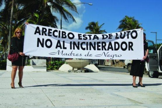 Incinerador Arecibo, 2014. (Ricardo Alcaraz, Diálogo)