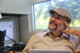 F. Ricardo Alcaraz, Diálogo