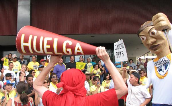 huelga argentina