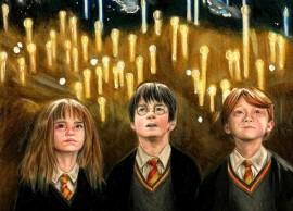 Harry Potter y sus amigos. (Suministrada)