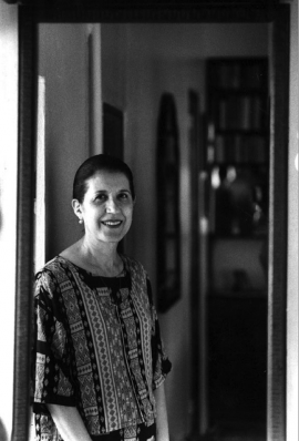 Ruth Hernández Torres, 1997. (Ricardo Alcaraz / Diálogo)