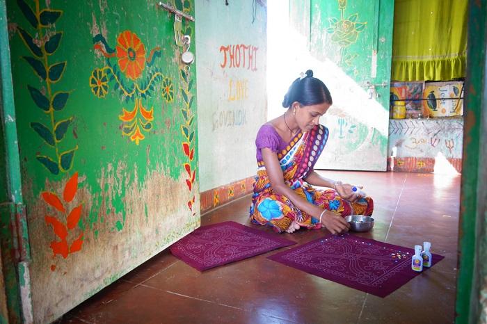 El Centro de Recursos Gramya para la Mujer moviliza al pueblo lambada contra la trata de niños y niñas, el abuso infantil y el infanticidio, prácticas frecuentes en la comunidad del austral estado de Telangana en India. (Suministrada / Flickr Commons)