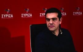 Alexis Tsipras, candidato del izquierdista Syriza. (Suministrada)