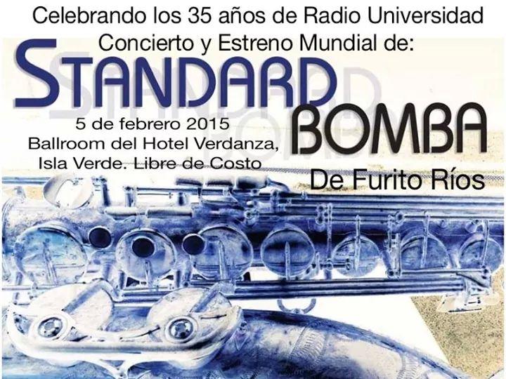 Flayer de celebración de Radio Universidad/Suministrada