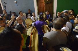 Imágenes de las Fiestas de la Calle San Sebastián 2015 (Ricardo Alcaraz /Diálogo)