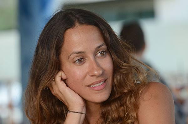 Isabel Gandía forma parte del proyecto Lanchonete.org desde hace dos años y medio. (foto por Ricardo Alcaraz)