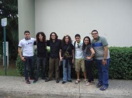 Miembros del Consejo General de Estudiantes del Recinto de Arecibo. (Suministrada)