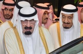 El fallecido rey Abdalá (izquierda) y su hermano menor, Salman bin Abdulaziz al Saud, el nuevo monarca de Arabia Saudita. (Suministrada /IPS)