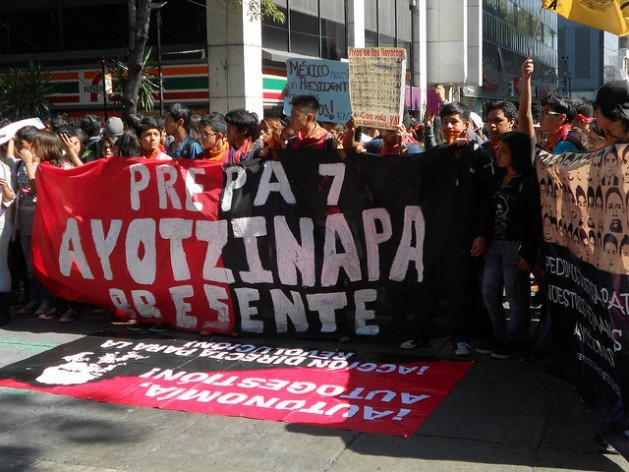 Protesta México IPS