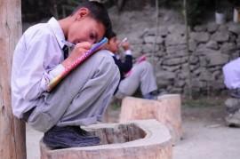 El movimiento Talibán de Pakistán destruyó más de 838 escuelas entre 2009 y 2012. (Kulsum Ebrahim / IPS)