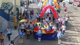 Muchas personas de la comunidad de lesbianas, gays, bisexuales, transgénero e intersex (LGBTI) sufren cada día en América Central vejámenes por tener una preferencia sexual o una identidad de género diversa. (Suministrada)