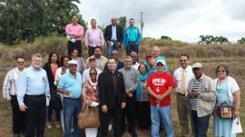 El grupo de 17 profesores provino de la Universidad Autónoma de Santo Domingo (UASD), en República Dominicana.(Suministrada)