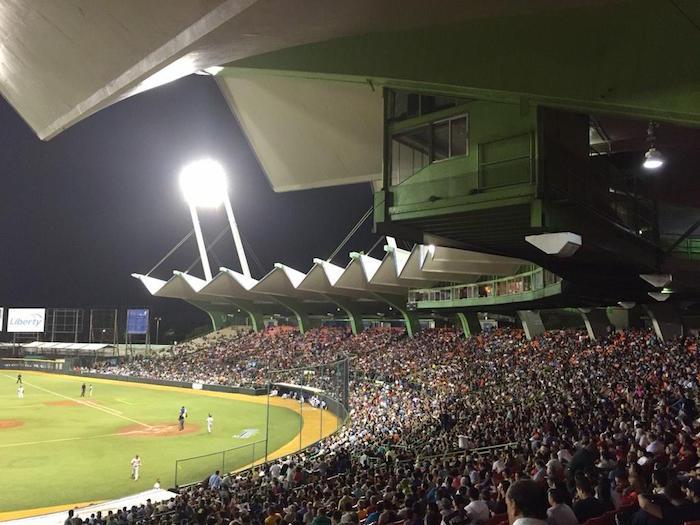 Estadio Hiram Bithorn. (Foto Suministrada)
