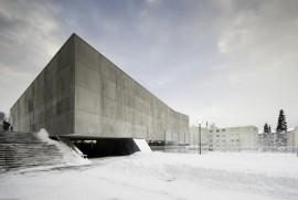 Diseño de E2A, Auditorium 2010, Stäfa. (Radek Brunecky / Swiss Positions)