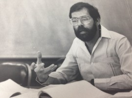 Carmelo Delgado (Ricardo Alcaraz/Diálogo)