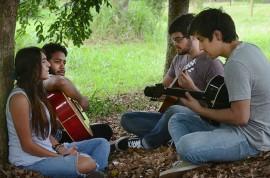 Los integrantes de Amapola son del pueblo de Cayey (Ricardo Alcaraz_Diálogo)