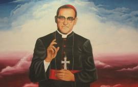 Mural de Oscar Romero. (Suministrada)