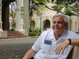 Fernando Picó se ha destacado como profesor en el Departamento de Historia de la UPR en Río Piedras desde la década del 70. (Félix García / Suministrada)