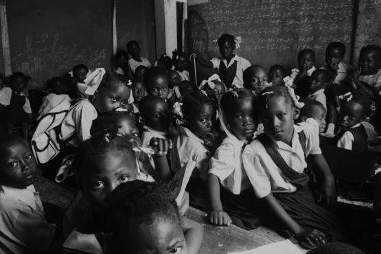 Haití, 1995. (Ricardo Alcaraz, Diálogo)