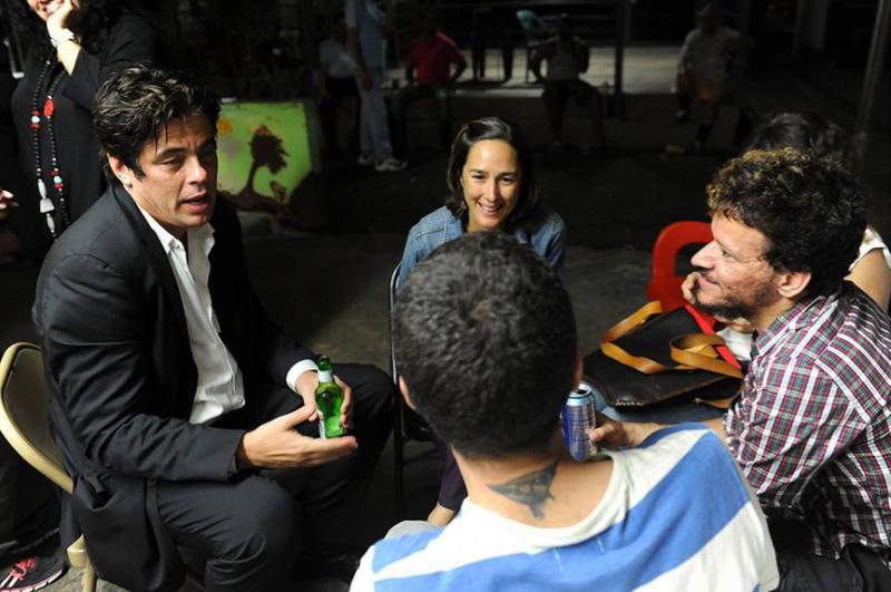 Benicio del Toro, 2013. (Ricardo Alcaraz / Diálogo)
