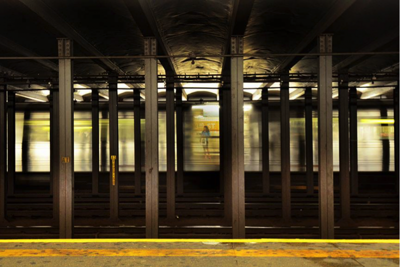 Metro de Nueva York. (Ricardo Alcaraz / Diálogo)