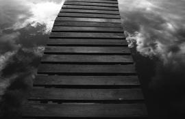 Tablado en el cielo. (Ricardo Alcaraz / Diálogo)