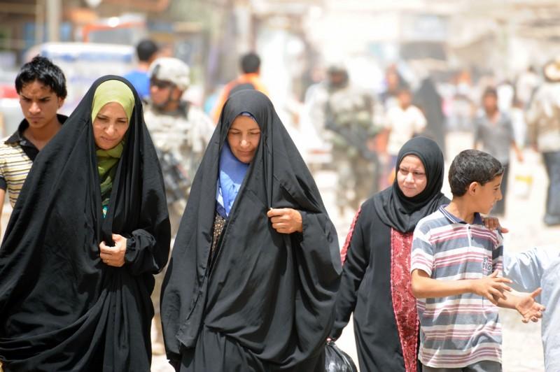 Las mujeres que son víctimas de violencia en Iraq son castigadas por las agresiones que sufren, mientras el Código Penal absuelve a los responsables. (Suministrada)