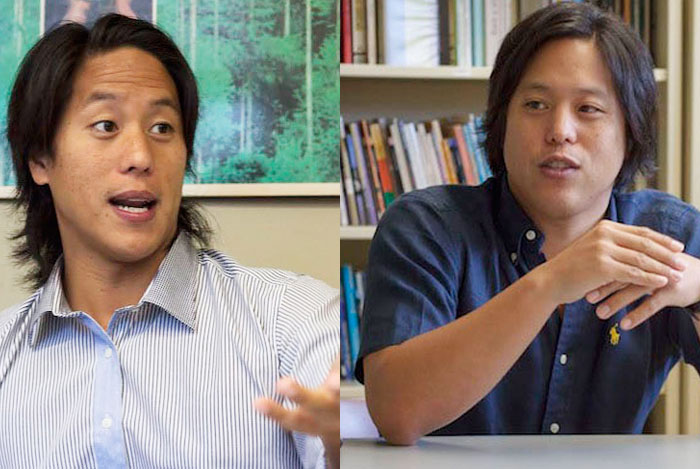 Los hermanos Leung