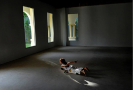 Ventana a la infancia. (Ricardo Alcaraz / Diálogo)