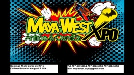 Mayagüez Expo Anime & Comics se llevará a cabo en el Coliseo Rafael A. Mangual el domingo, 15 de marzo de 10:00 a.m. a 6:00 p.m.