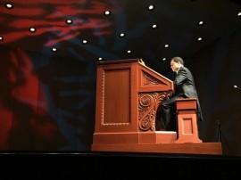 Concierto de organo en el Teatro de la UPR