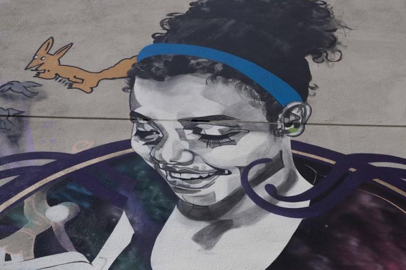 Murales UPR Carolina (Ivana Alonso/ Diálogo)