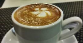 Cafe con flor (Suministrada)