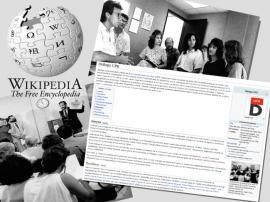 A partir de hoy, la historia del principal medio de comunicación de la UPR estará disponible en la enciclopedia digital. (Rosalba Medina Ortiz / Diálogo)