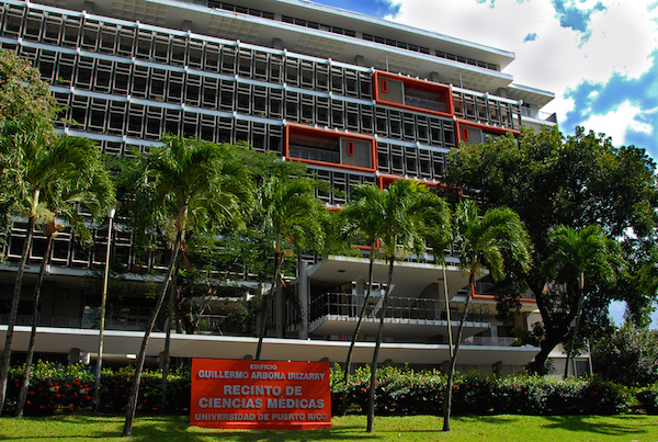 Edificio Principal RCM