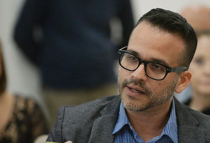 Huáscar Robles es un periodista, fotógrafo y documentalista puertorriqueño radicado en Nueva York. (Ricardo Alcaraz/Diálogo)