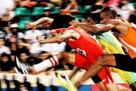Sigue la cobertura minuto a minuto de las Justas Atléticas del Sistema UPR. (Ricardo Alcaraz / Diálogo)