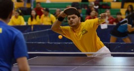 La Universidad Interamericana se mantiene en la cima del tenis de mesa de la LAI, tanto en la rama femenina como en la masculina. (Suministrada)
