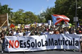 Marcha contra el IVA (Armando Díaz:Diálogoi)