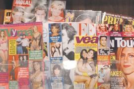 revistas faranduleras/febrero 2004