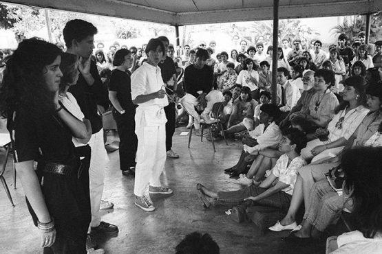 marzo 1987 en Cayey