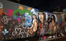 Mural de Ivania