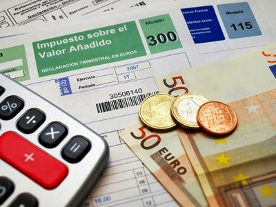 Impuesto al valor añadido/Suministrada