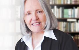 La doctora Saskia Sassen, catedrática en sociología y directora del Comité de Pensamiento Global de Columbia University