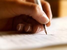 La escritura en periodismo y literatura (Suministrada)