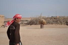 Cinetificos estudian la relación entre la sequía que experimentó el territorio de Siria entre 2006 y 2010, y el levantamiento sirio en 2011. (Suministrada)