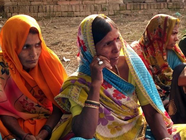 Violencia doméstica en India (Suministrada)