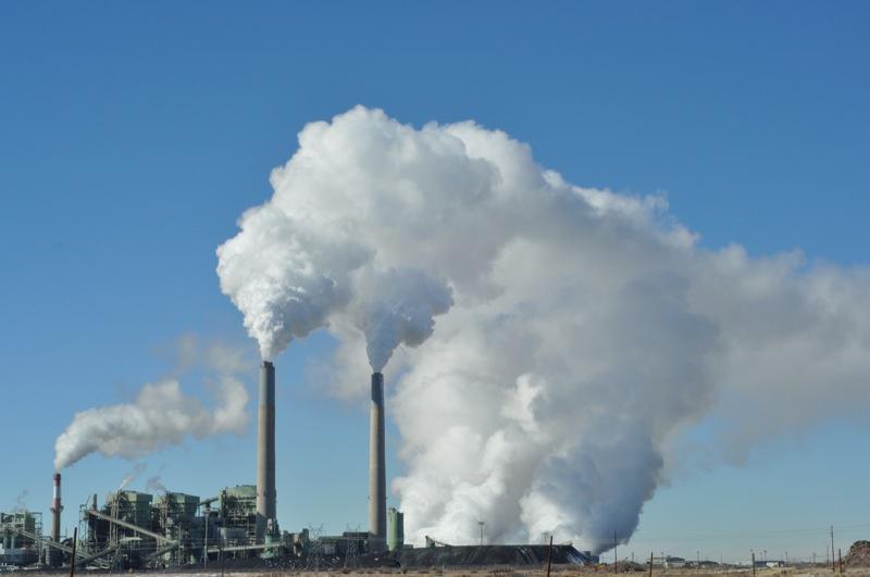 Planta de energía eléctrica a base de carbón (Suministrada)